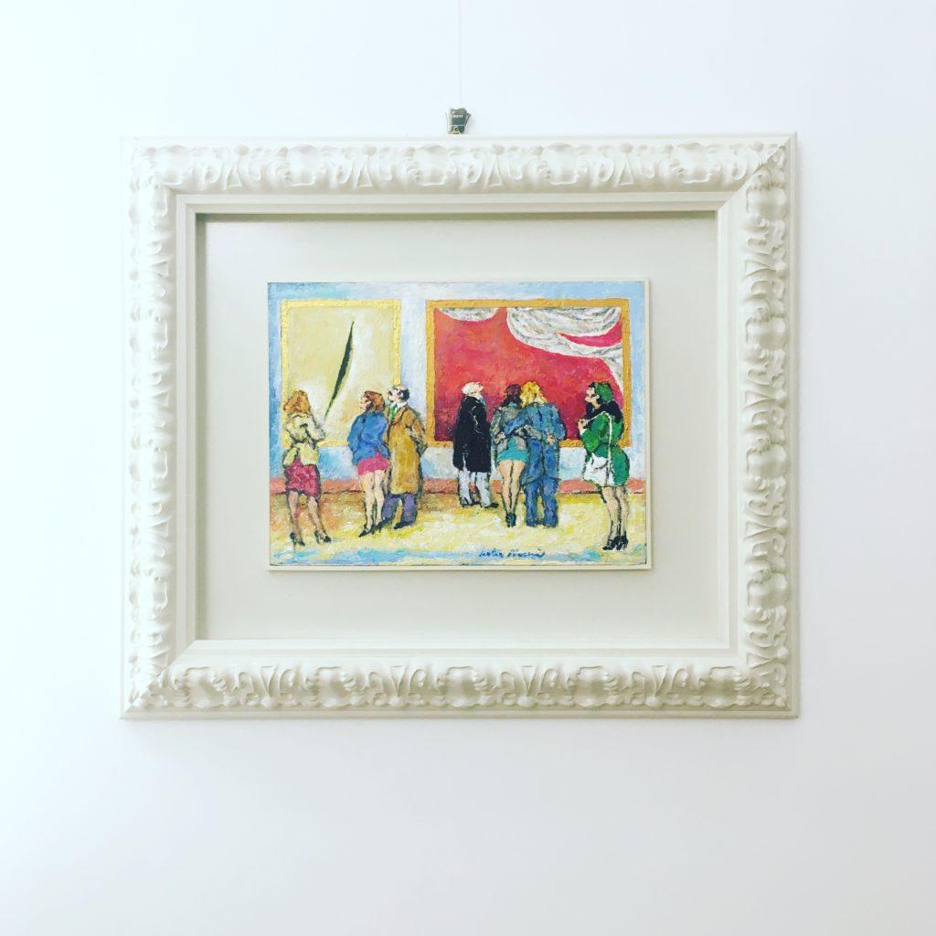 walter piacesi, baart gallery