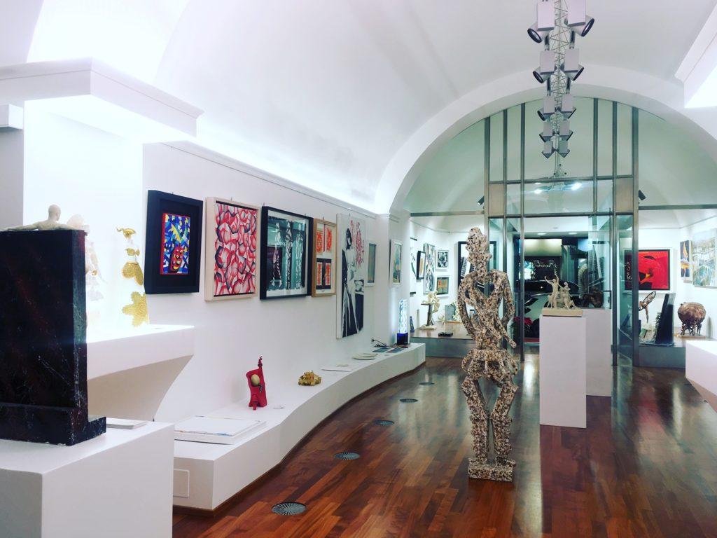 BAART GALLERY , ARTE CONTEMPORANEA , BARI