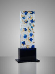 BLUER , baart gallery , sculture , plexiglas , arte puglia , bari ,opere uniche